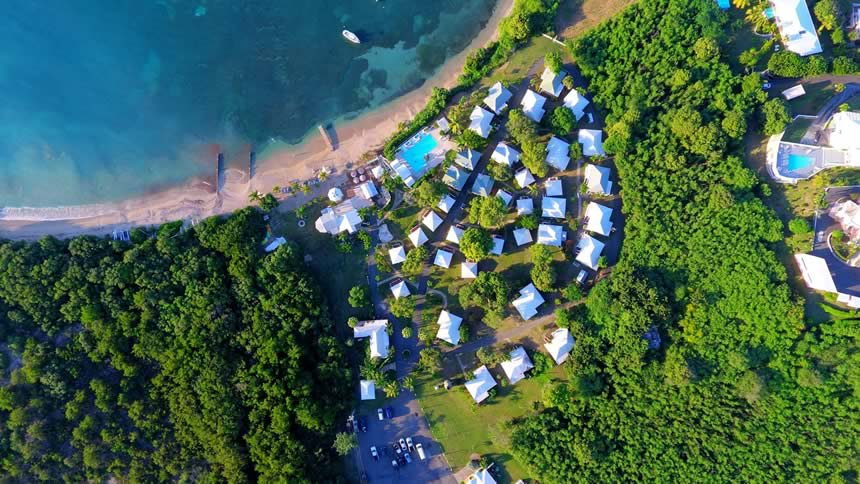 Chenay Bay Beach Resort and Timeshare St. Croix USVI Virgin Islands